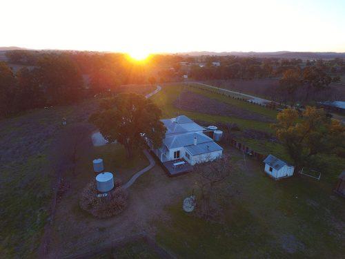 Trelawney Farm, Mudgee NSW, Australia