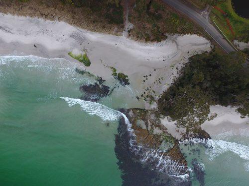 Two Tree Point on Bruny Island, Hobart Tas, Australia