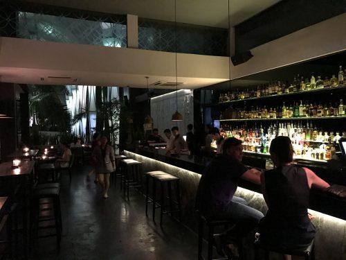 Merah Putih's bar