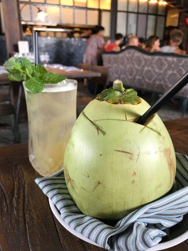 The Bistrot Cocktails