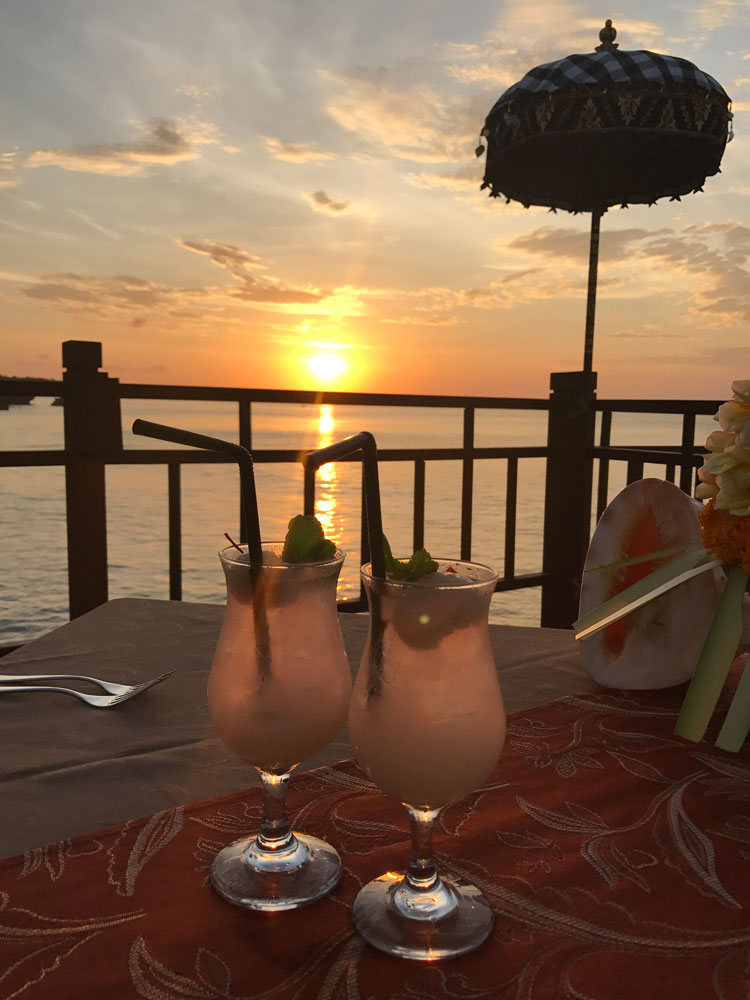 Kisik Bar & Grill's Pesta Lobster Romantic Private Dinner   Bali, Indonesia » The Tall And Short ...