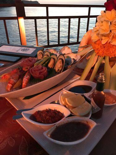 Kisik Seafood Platter