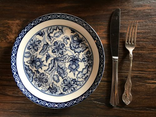 The Bistrot Table Setting