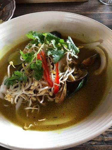 The Bistrot Seafood Laksa