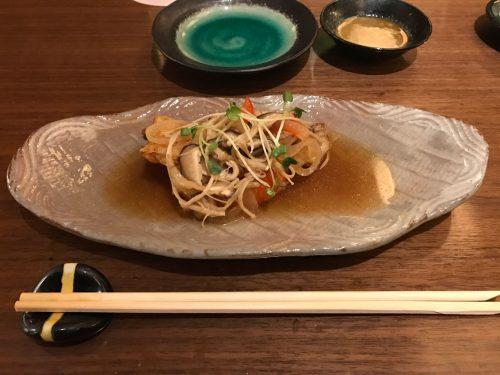 Keyaki Japanese Restaurant, Pan Pacific Hotel Singapore