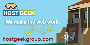 Host Geek Advertising Banner