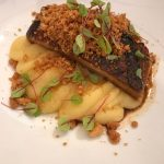 Lochiel House Slow Cooked Pork Belly
