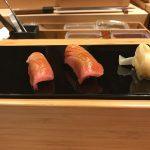 Blue Fin Tuna sushi