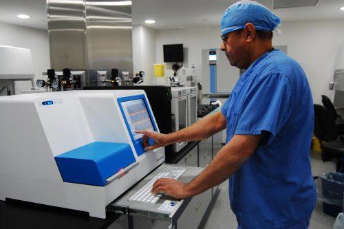 Embryoscope machine