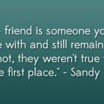sandy ratliff quote